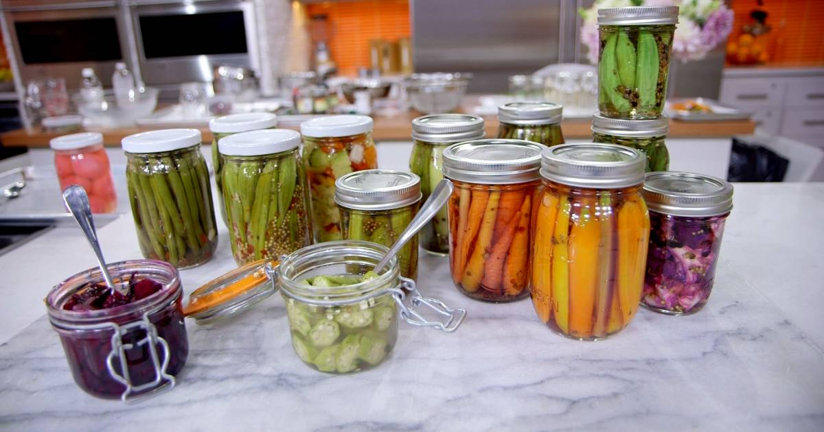 How to pickle vegetables (yes, even you can do it!)