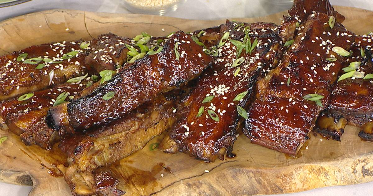 Forget takeout! Make Chinese-style marinated pork ribs at home
