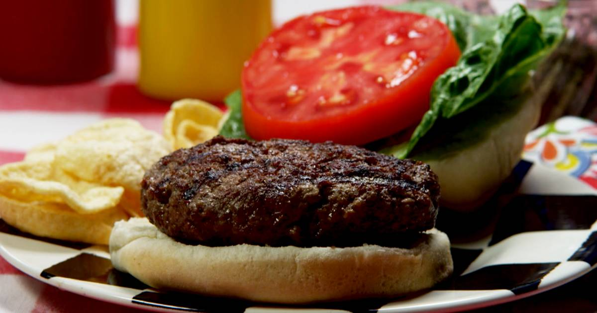 How to make a burger that's better for your health