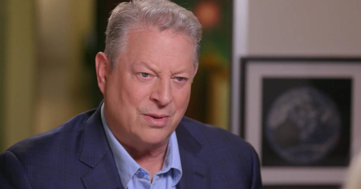 Al Gore on 2016 campaign: 'Sometimes I do a double take'