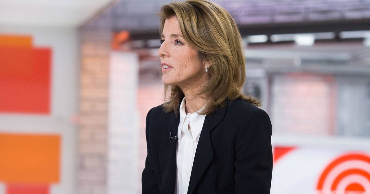 Caroline Kennedy: Trump's 'America first' stance toward allies is 'alarming'