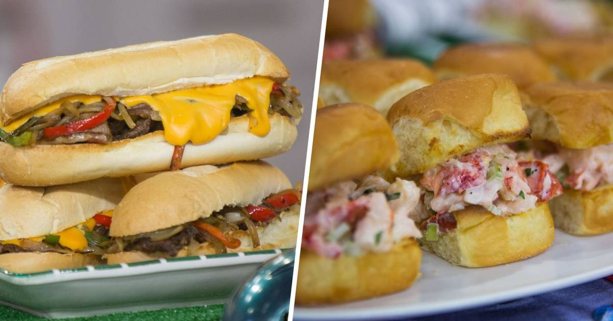 Lobster Roll Recipe Today Show | Lobster House