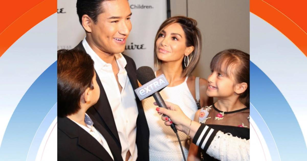 Gamemakertechinfo Images Mario Lopez Baby Down Syndrome