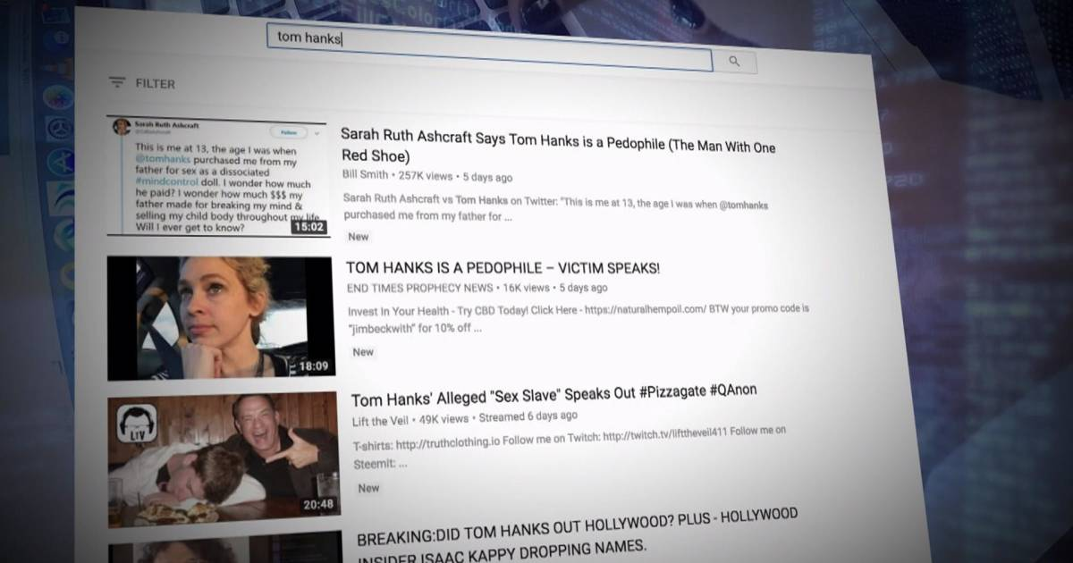 YouTube under fire for allowing conspiracy theories on A-list celebrities, public figures
