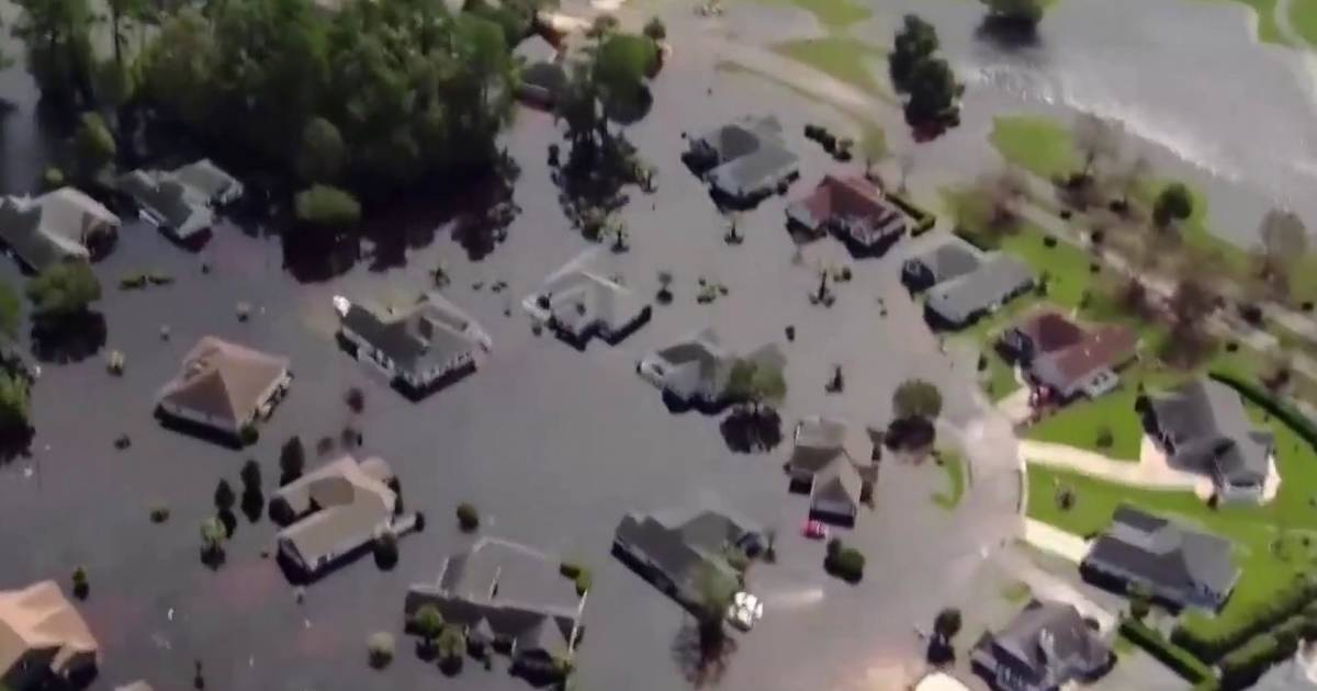 South Carolina orders more evacuations days after Florence