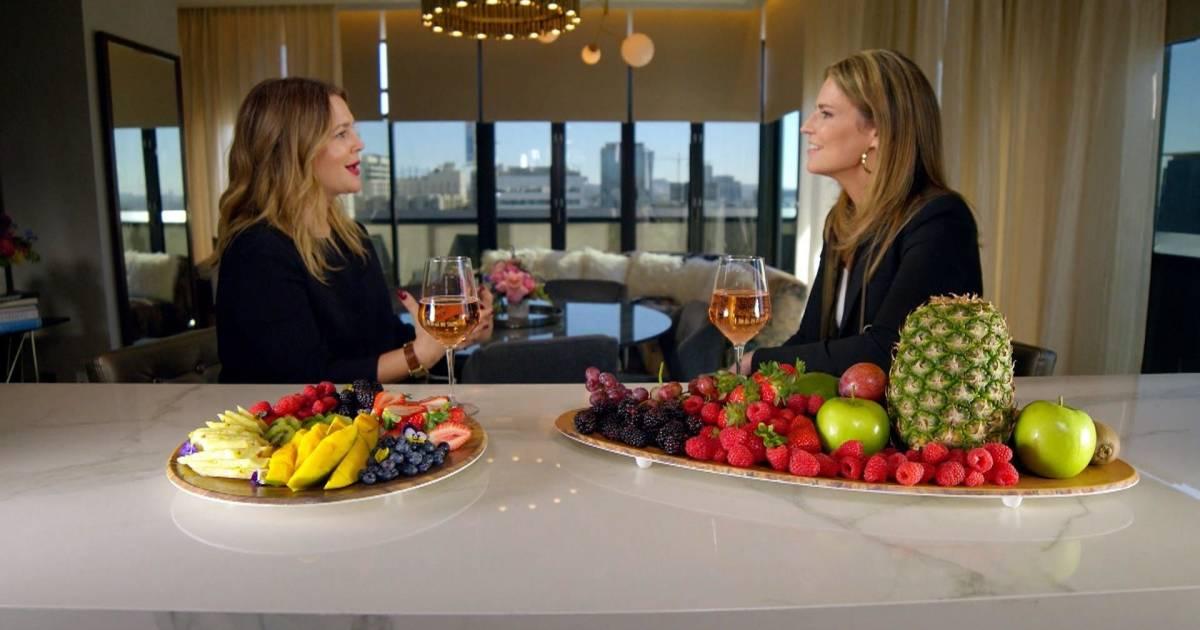Savannah and Drew Barrymore talk 'Princesses,' womanhood