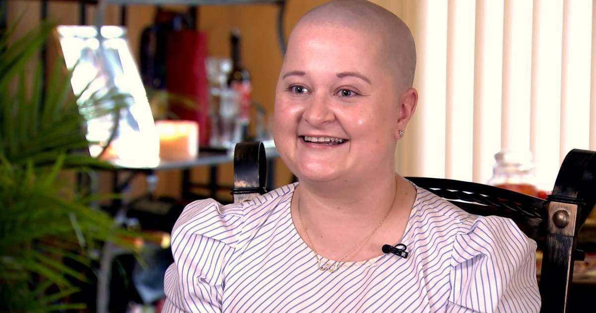 TODAY and NFL team up to surprise Eagles fan and breast cancer patient