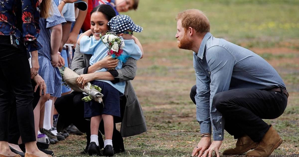Prince Harry and Meghan Markle borrow this parenting hack