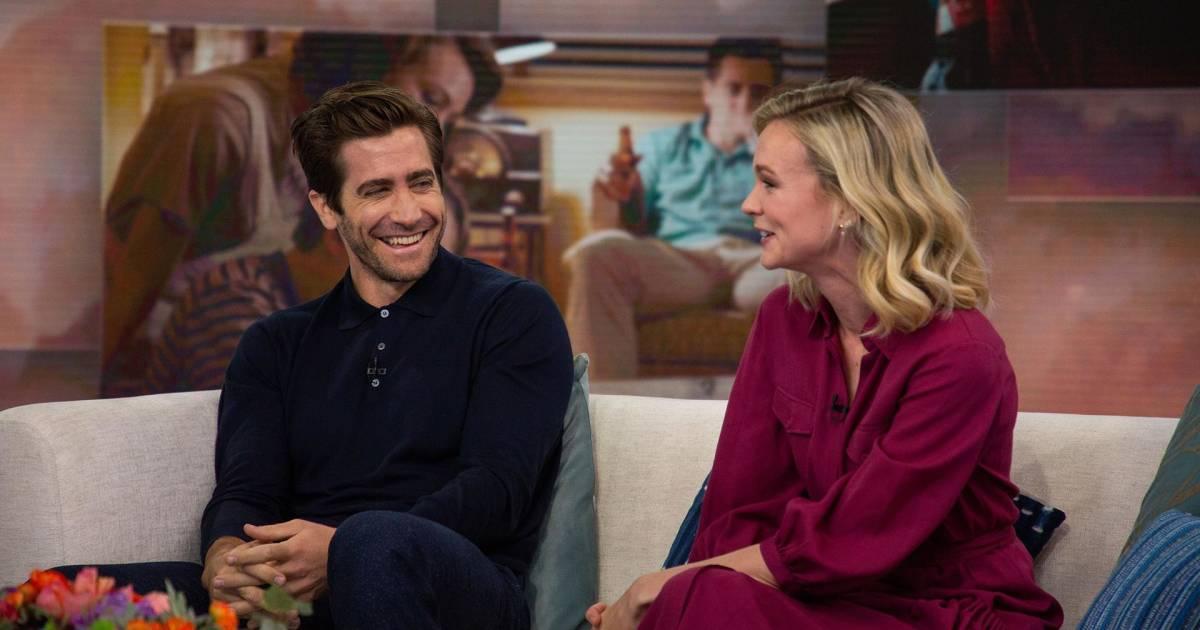 Jake Gyllenhaal and Carey Mulligan talk about new film 'Wildlife'