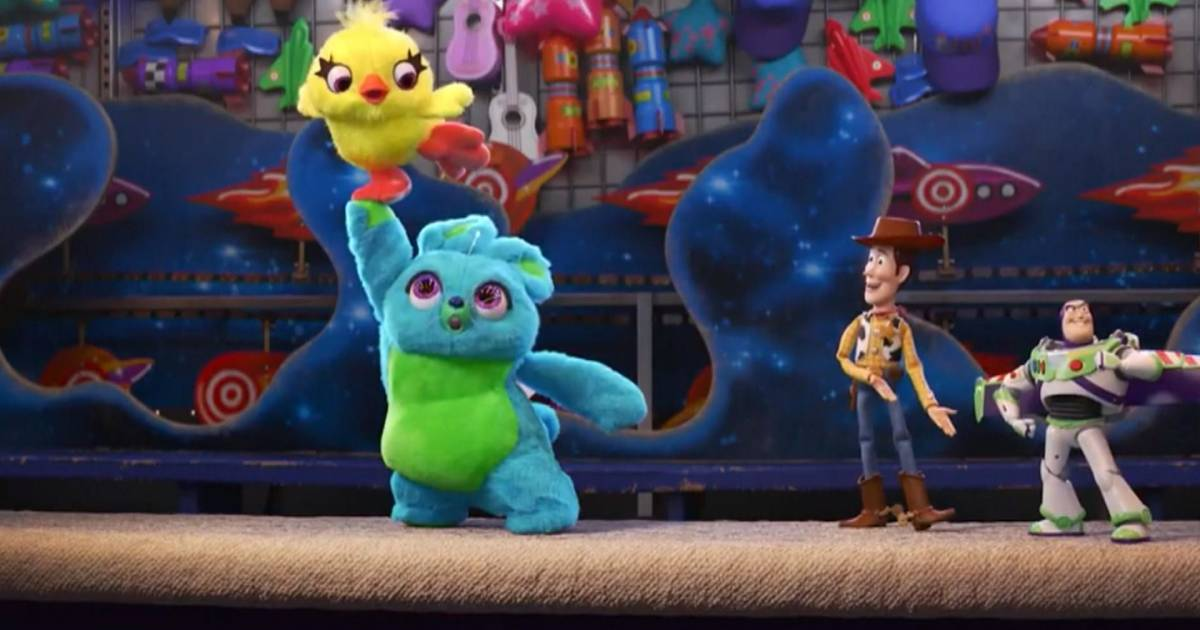 2nd 'Toy Story 4' teaser trailer features Key and Peele