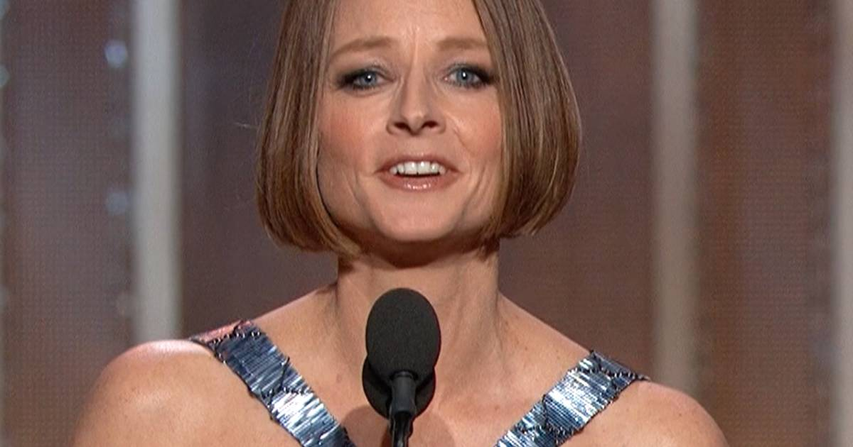 Jodie Foster On Privacy Partner