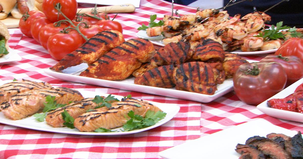 Honey orange marinade and other recipes to step up your BBQ