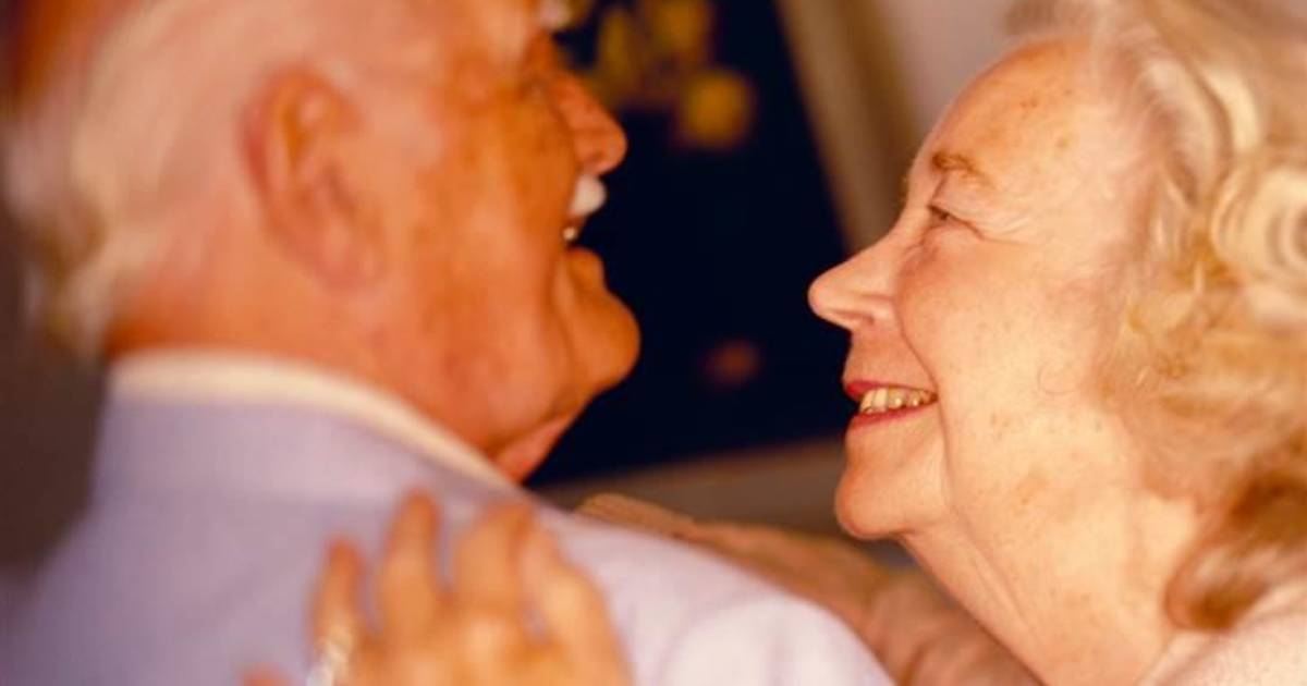 How often do 60 year old couples make love