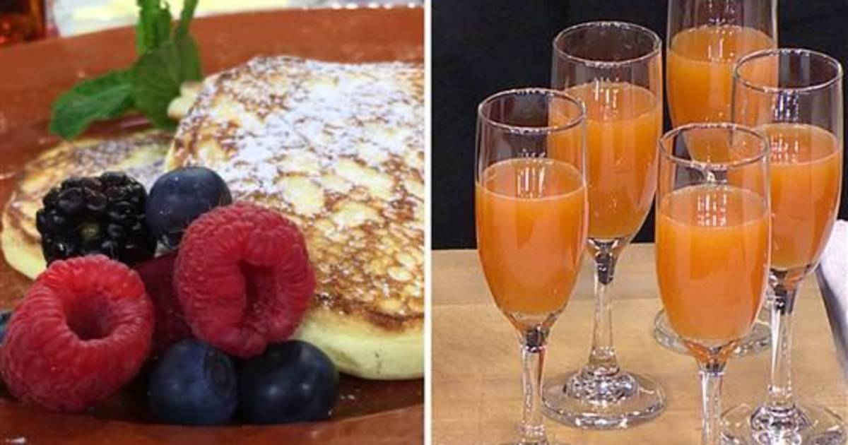 Make a Valentine's Day brunch with a Tuscan twist