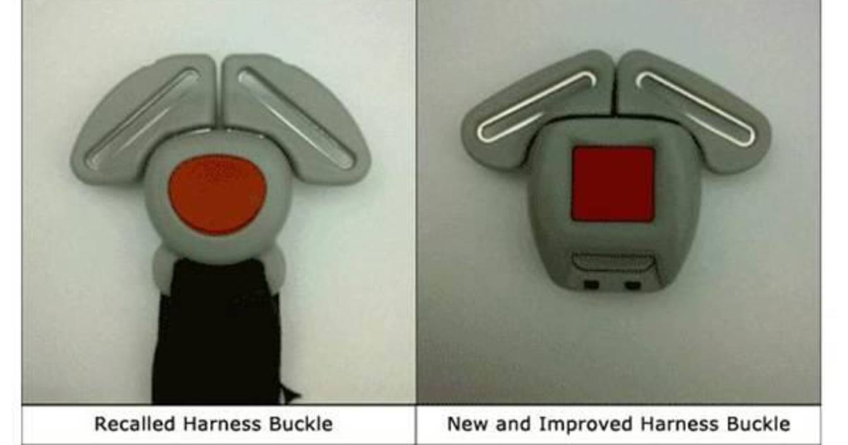 Graco Buckle Recall >> Did you ever replace that sticky Graco car seat buckle?