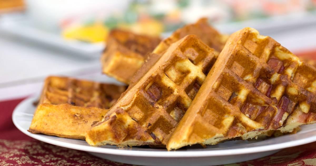 Al Roker's decadent gluten-free recipes: Bacon waffles, bean burgers and more!