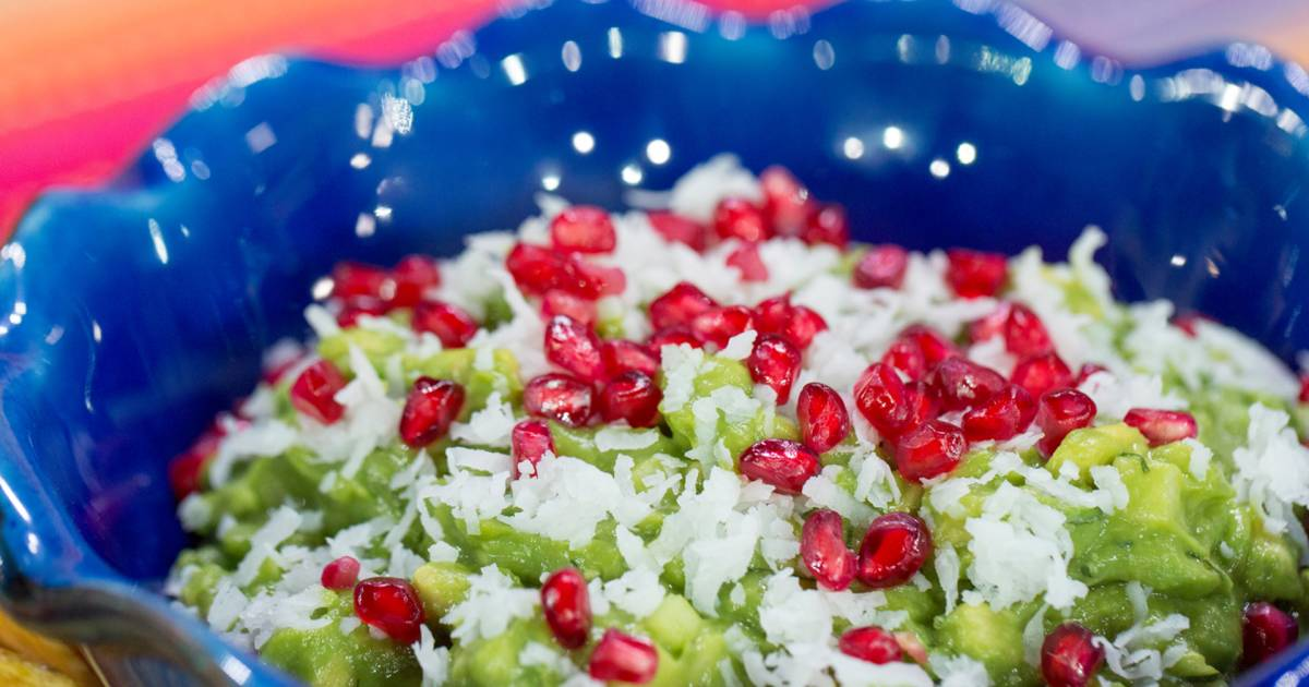 Try these sweet guacamole recipes for Cinco de Mayo (or anytime)