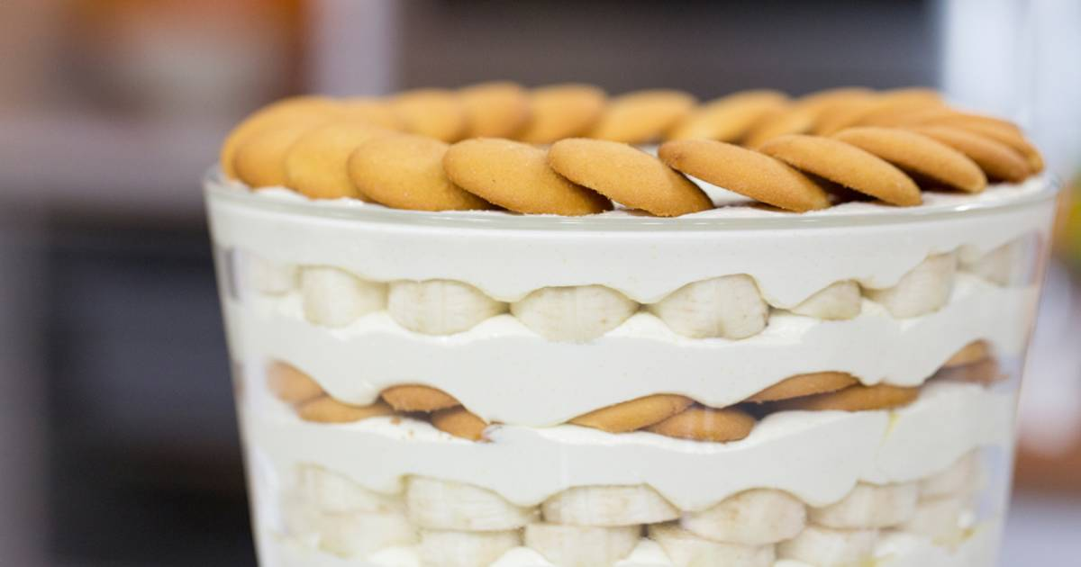 In honor of Mother's Day, Tamron shares her mom's banana pudding recipe