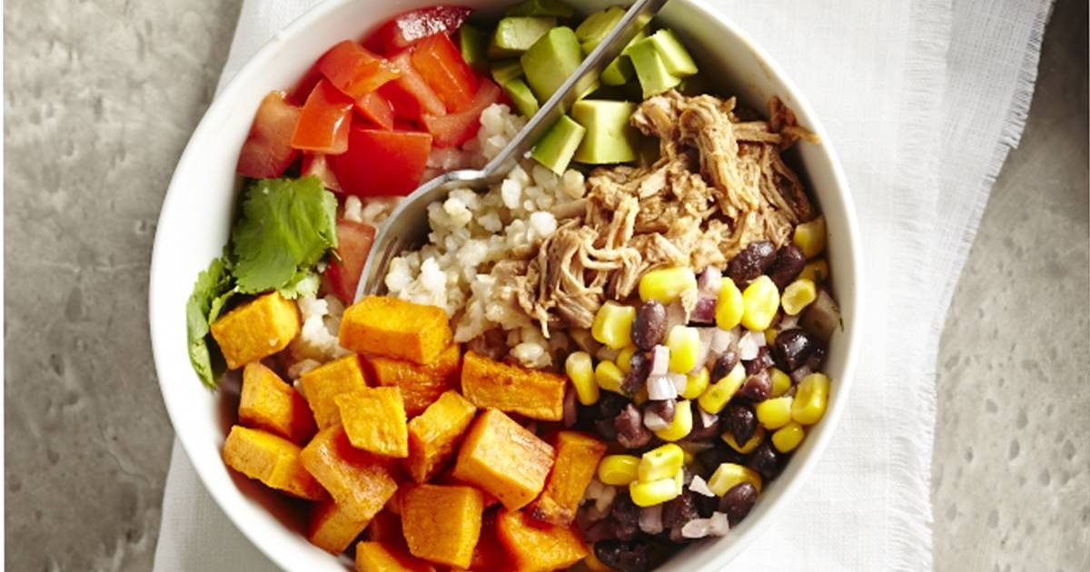 Why the grain bowl is your easy, budget-friendly, healthy dinner solution
