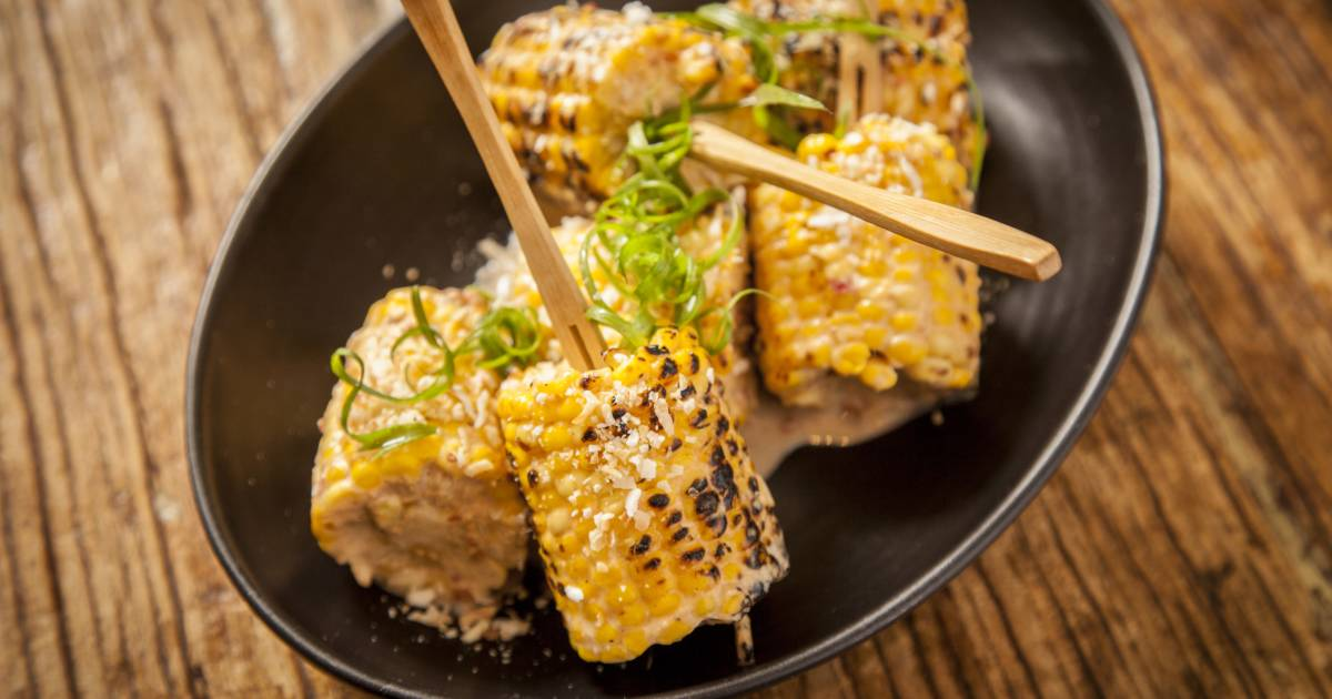How to grill corn: Billy Dec shares his tips and street corn recipes