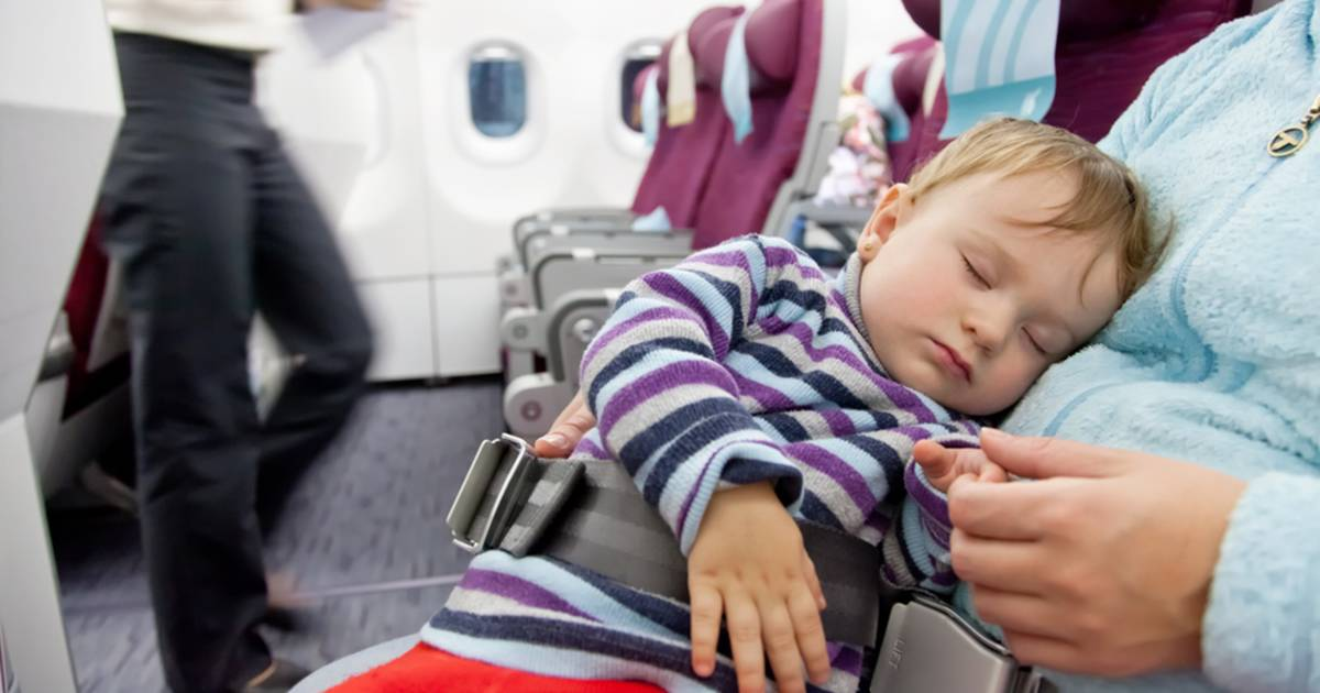 Should babies be banned from airplane flights? Why this mom thinks so