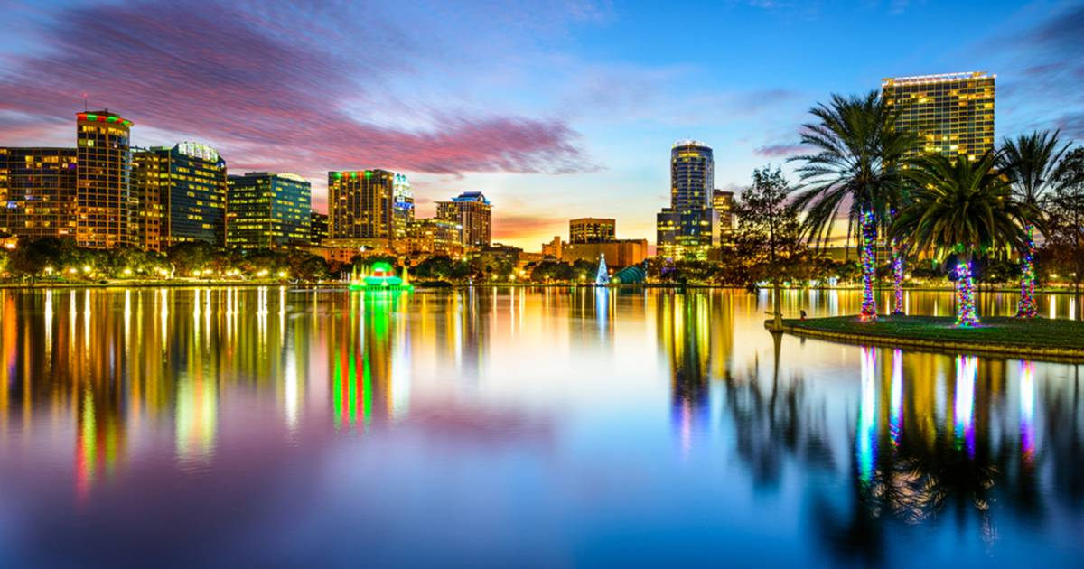 Orlando tops the list of best U.S. cities for a staycation