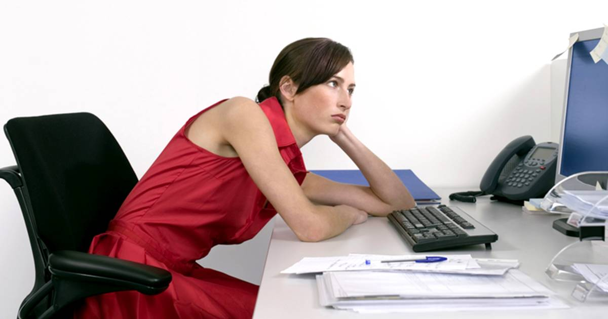 Why Your Desk Is Hurting You And How To Ease The Pain