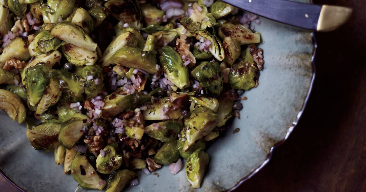 9 amazing brussels sprouts recipes to try as a Thanksgiving side