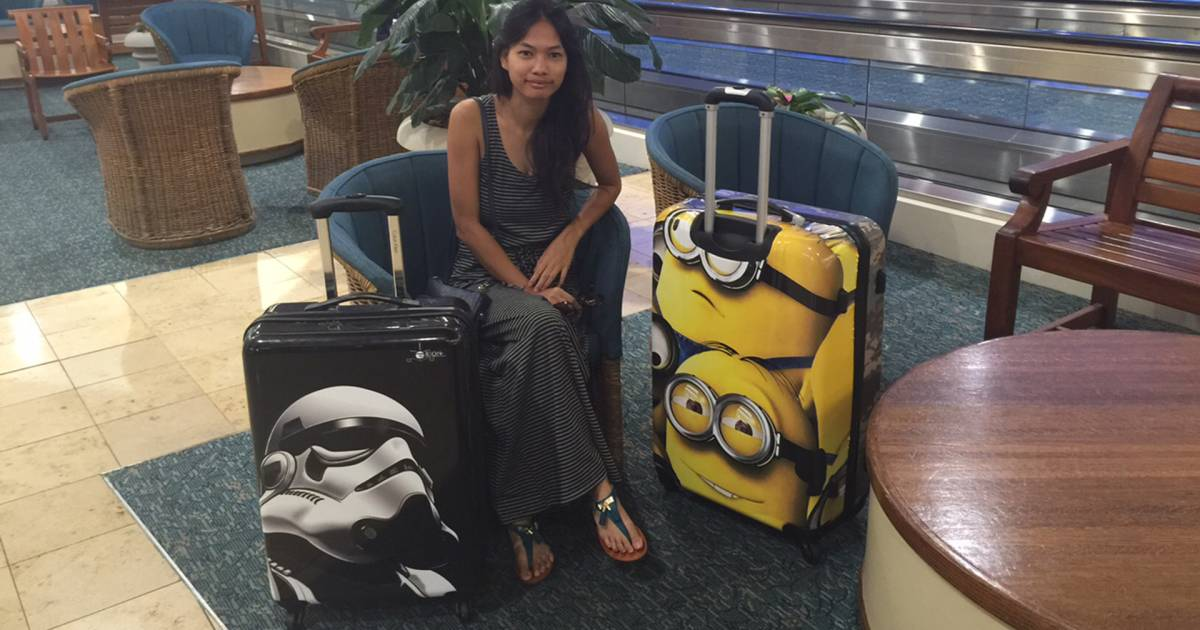 How to avoid airline baggage fees: Company will turn your bags into advertisements