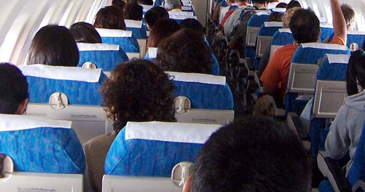 The future of flying? 7 scary airline seat patents that pack passengers in