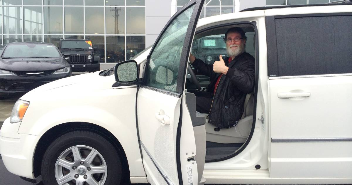 community buys car for man who biked 14 miles to work  i u0026 39 m  u0026 39 at a loss for words u0026 39