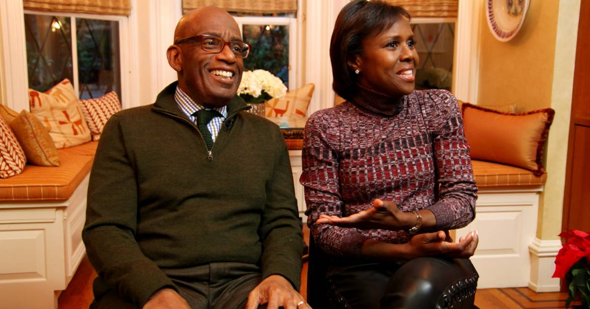 Al Roker and wife Deborah Roberts open up about marriage, parenting in new book