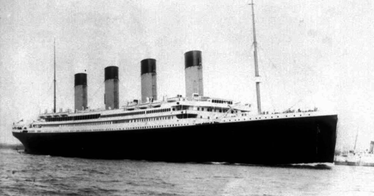 Titanic II! Replica of doomed ship to set sail