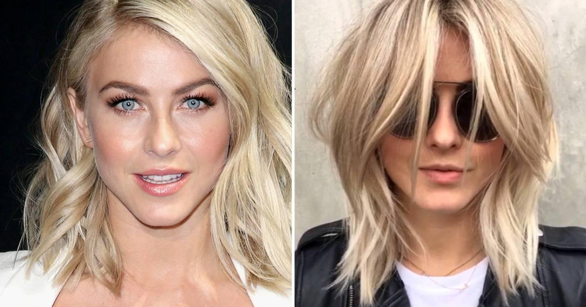 Julianne Hough Shag Haircut