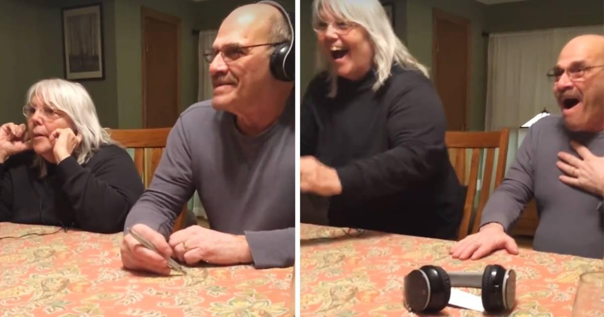 grandparents mishear whisper challenge pregnancy news do you