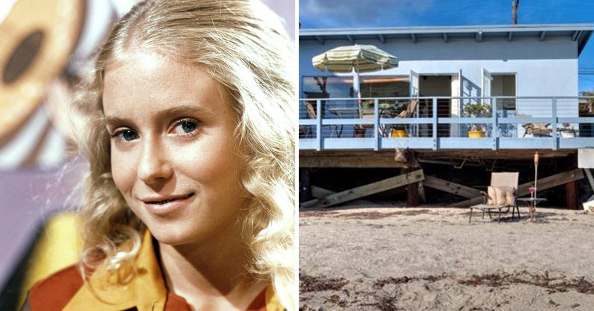 Brady Bunch Star Eve Plumb Sells Malibu Home See Inside