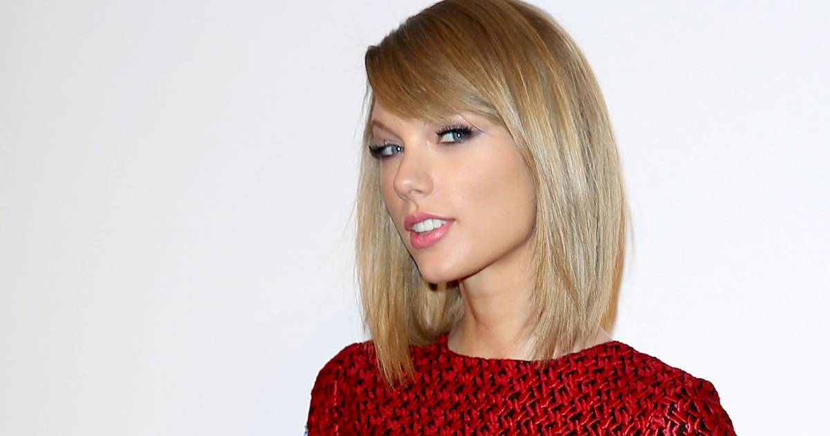 Taylor Swifts Hair Goes From A Bob To A Shag See The Look