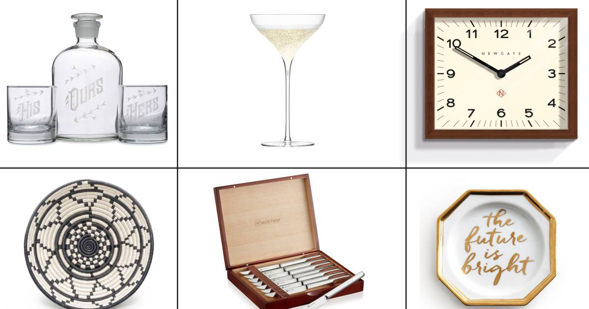 Favorite Wedding Gifts: The 35 Best Wedding Gift Ideas