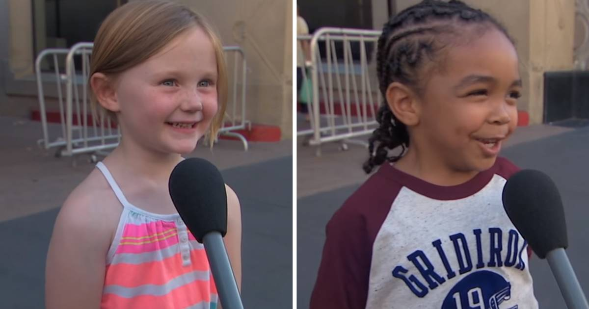 Kids tell Jimmy Kimmel how they feel about President-elect Trump