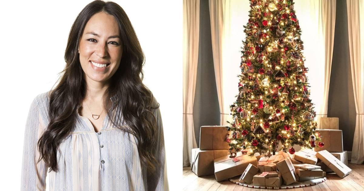 fixer upper joanna gaines shares her inspiring holiday resolution - Joanna Gaines Christmas Decor