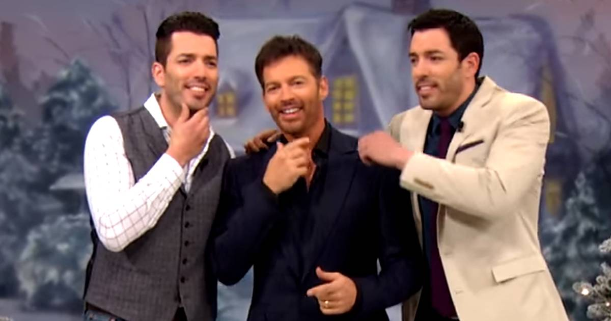 Property Brothers And Harry Connick Jr