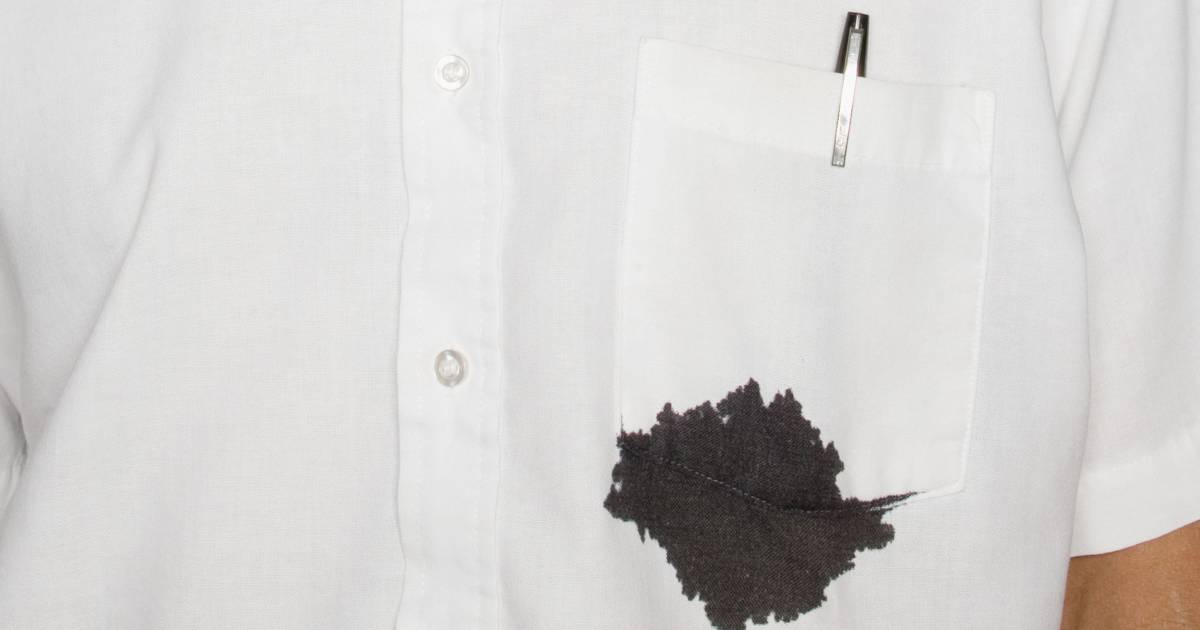 How To Treat Ink Stains On Your Clothes And Carpet