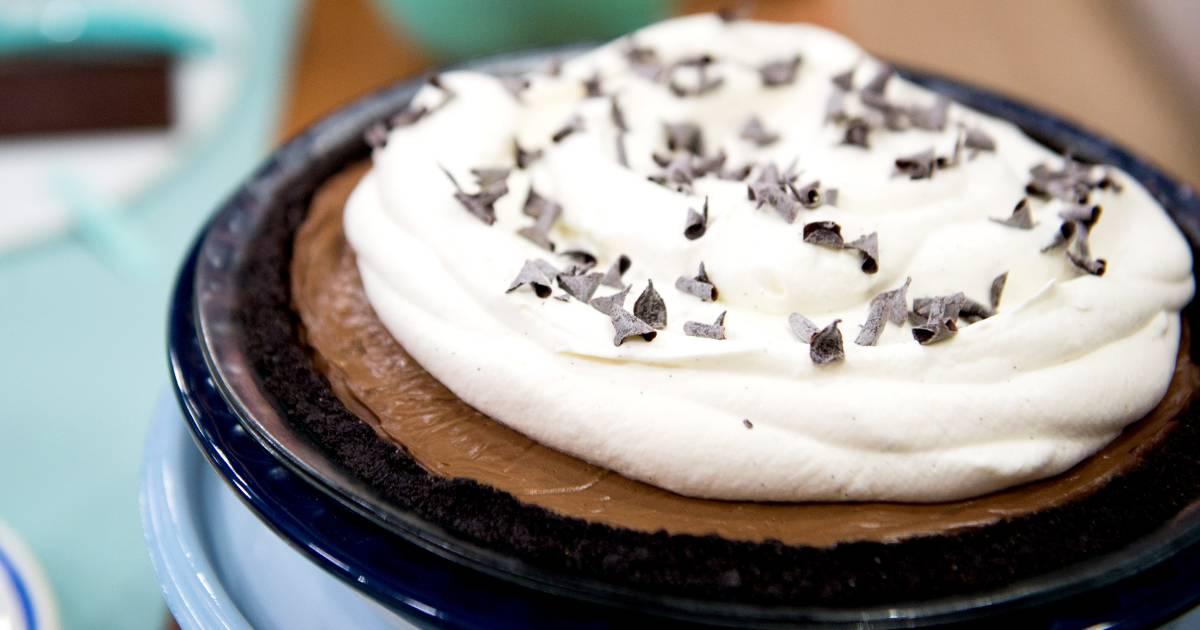 Chocolate Wafer Crust For Ice Cream Cake