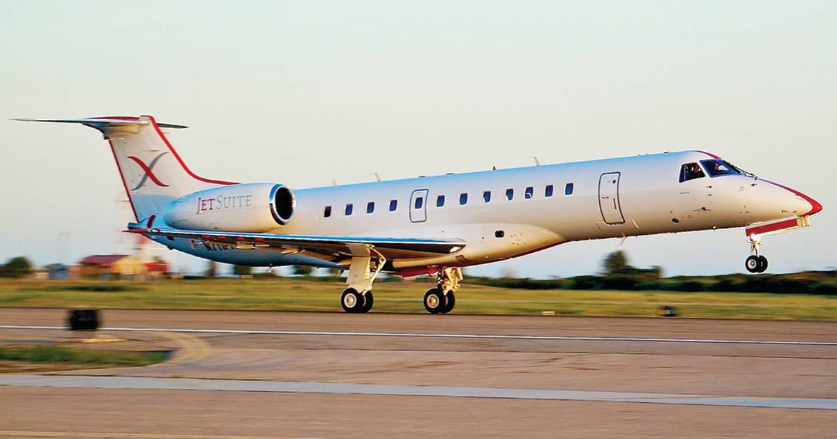 How to fly on a private jet for $29