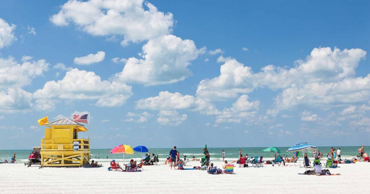 The 10 best beaches in the US — and cheapest time to visit