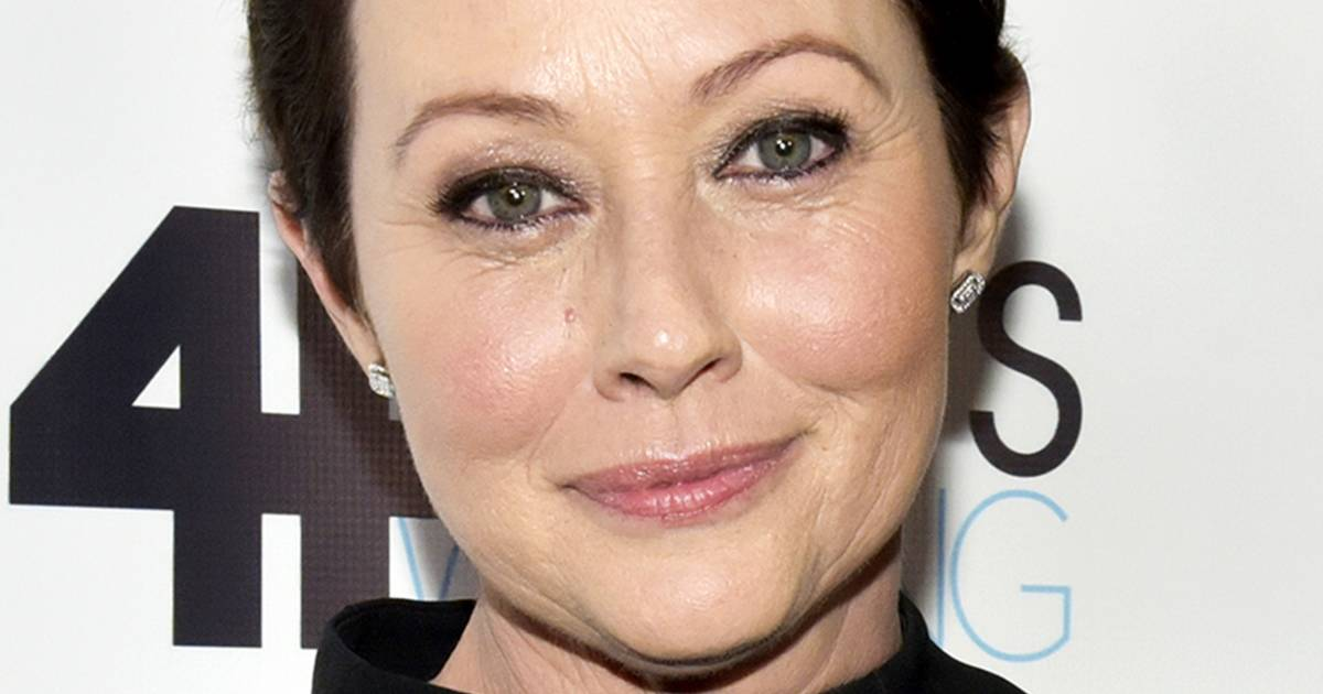 Shannen Doherty Makes Rare Red Carpet Appearance After