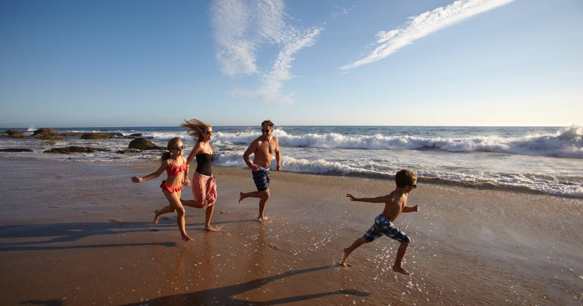 10 Best Us Beaches For Families From New Jersey To California