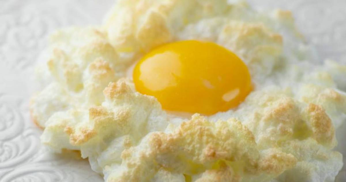 Cloud eggs aren't just a pretty Instagram trend — they're delicious