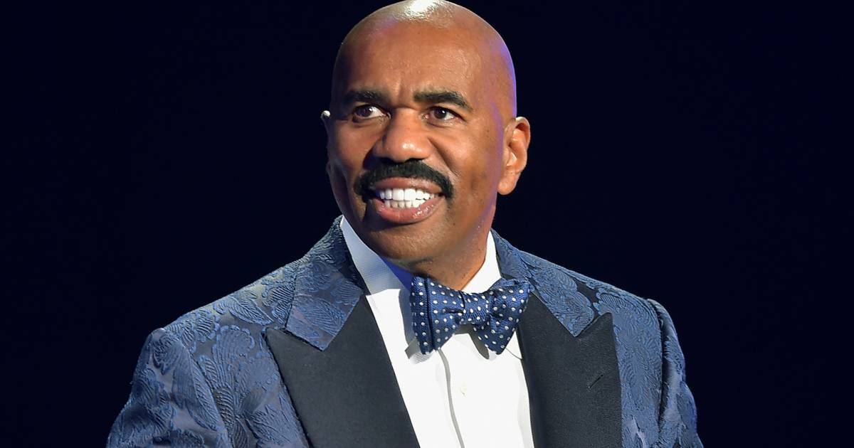 steve harvey defends stern memo to staff: 'i don't apologize about