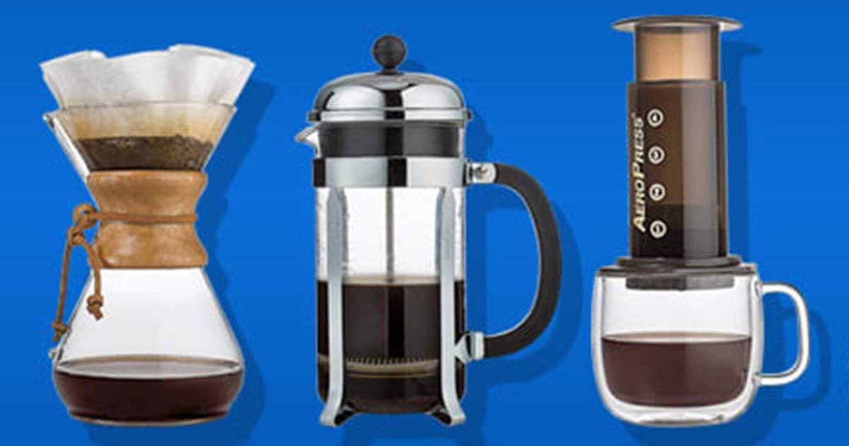 How To Brew The Best Cup Of Coffee At Home